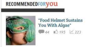 Food Helmet